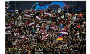 CFR Cluj- FC Sevilla 1-1. Clujenii au marcat după un penalty acordat de VAR, primul acordat pe teritoriul României 3