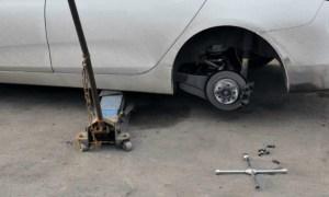 Cluj. Bărbat strivit sub o mașină, în garajul propriu. O asistentă medicală, aflată în timpul liber, i-a acordat primul ajutor 4