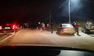 """Accident Cluj. 5 răniți, ciocnire violentă la Peco Mera. """"Ambele sensuri de mers sunt blocate. Foarte multe ambulante și mașini de poliție"""" 7"""