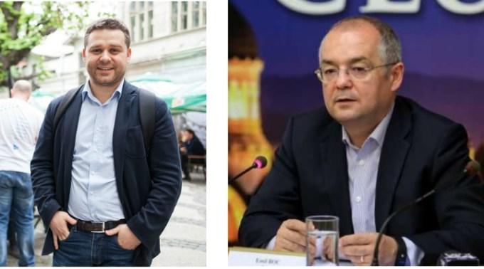 """Ciprian Ciucu, candidat București: """"Eu vreau să rămân în Sectorul 6, să merg liniștit pe stradă, printre oameni, așa cum merge Emil Boc prin Cluj. N-am de ales. Soția mea..."""" 1"""