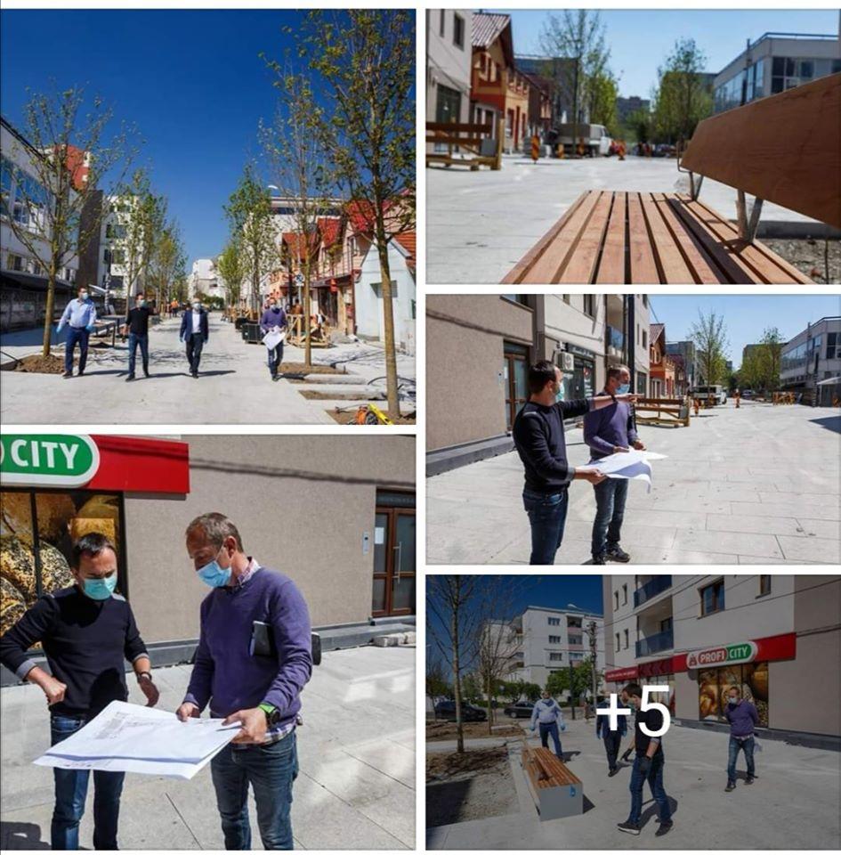 """Cluj. Parcuri în toate cartierele! Emil Boc: """"Ne concentrăm atenția să creăm asemenea zone de verdeață (n.r. la fel ca Parcul Între Lacuri) și de petrecere plăcută a timpului în aer liber, în toate cartierele orașului.  Cele două modele ..."""" 6"""