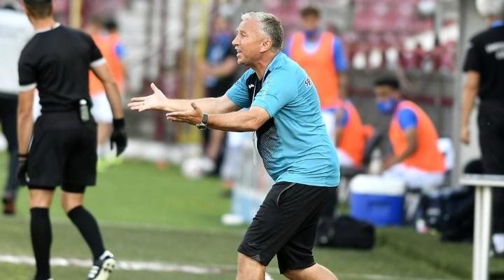 Dan Petrescu a explicat de ce a pierdut CFR Cluj în fața celor de la Craiova 1