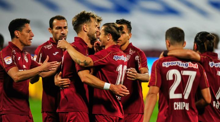 22 de infectați la CFR Cluj.  Luis Aurelio și Billel Omrani printre jucătorii depistați pozitiv cu Covid-19. Lista completă 1