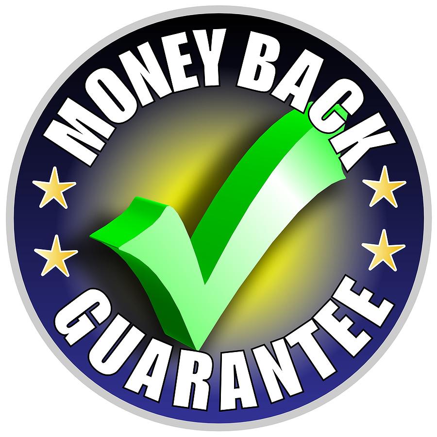Money-Back-Guarantee-Button