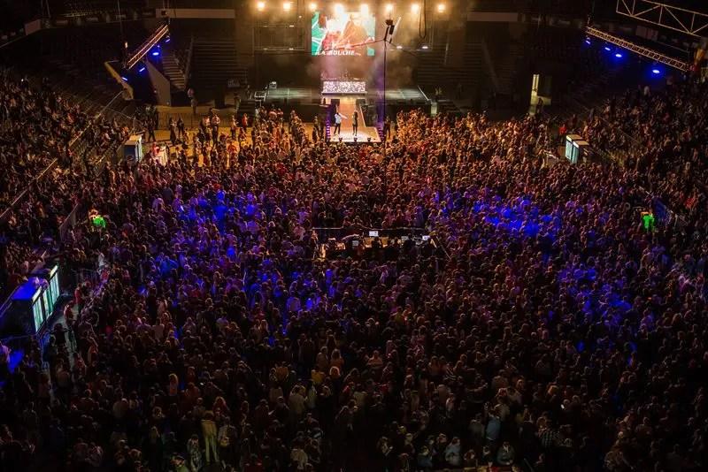 Retro Party Live al anului din România