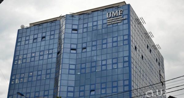 """Zilele Universităţii de Medicină şi Farmacie """"Iuliu Haţieganu"""" Cluj"""