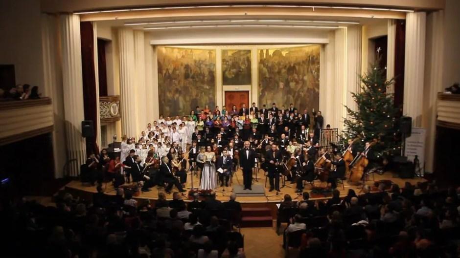 concert colinde romanesti ubb cluj