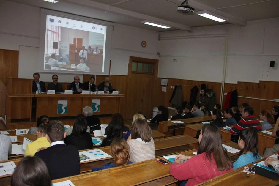 Masterate îmbunătăţite la Facultatea de Drept din cadrul UBB Cluj