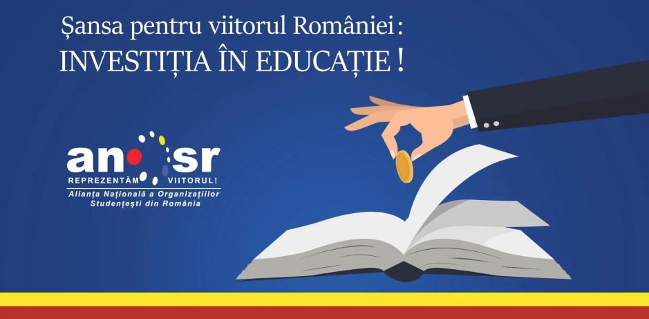 studenti presedinte Romania promulgare lege buget 2016