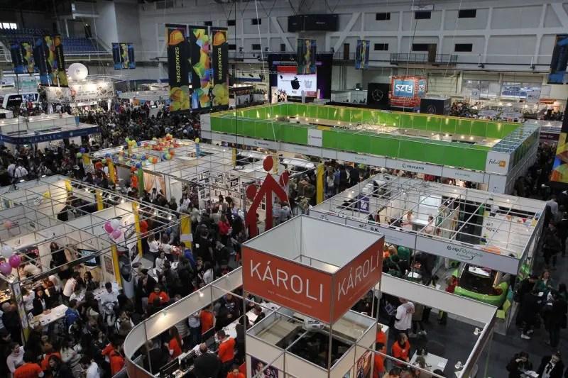 UBB Cluj participă la cel mai mare târg educaţional din Ungaria