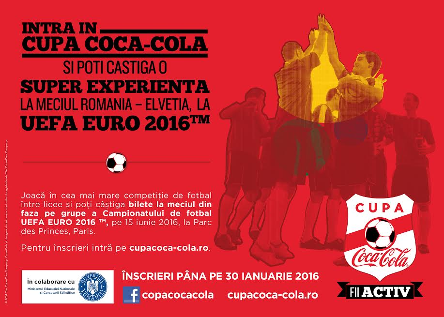 Cupei Coca-Cola