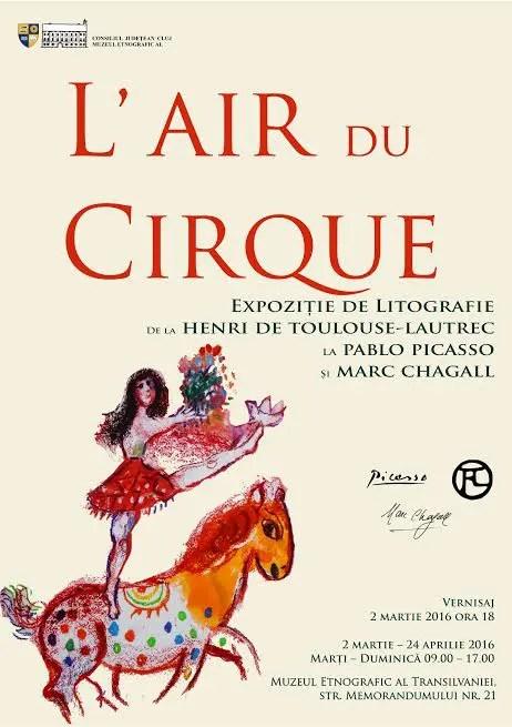L'air du cirque