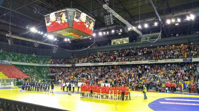 România a învins la Cluj campioana olimpică Norvegia cu 25-20