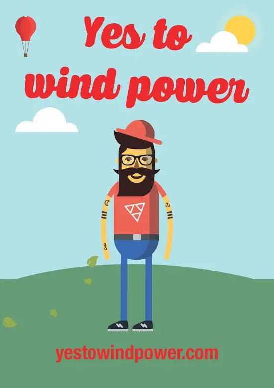 campanie energie eoliana romania