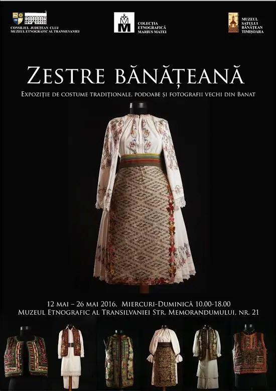 Costume tradiționale, podoabe și fotografii vechi din Banat