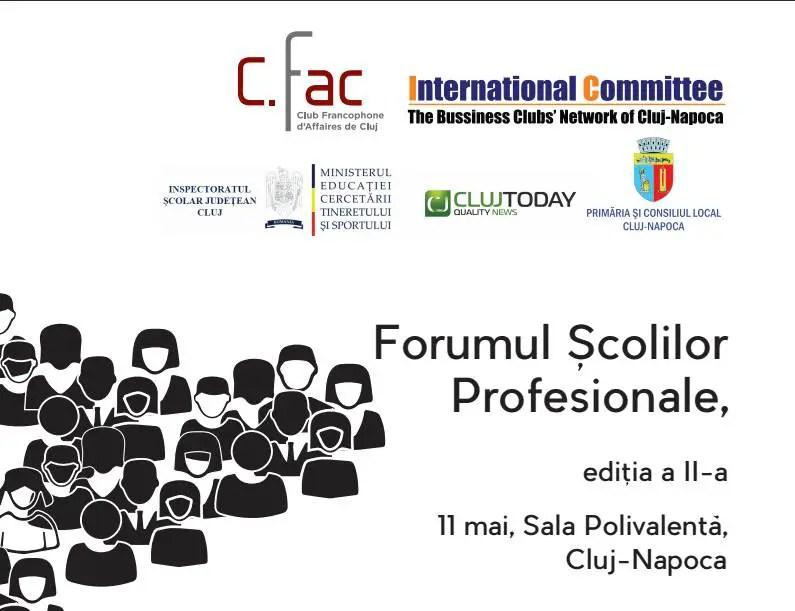 Forumul Scolilor Profesionale Cluj