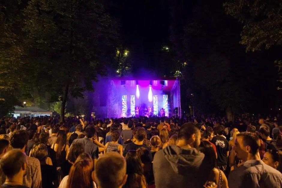 Jazz in The Park | 100 ani de muzică românească prin 4 concerte în Parcul Central, la miezul nopții
