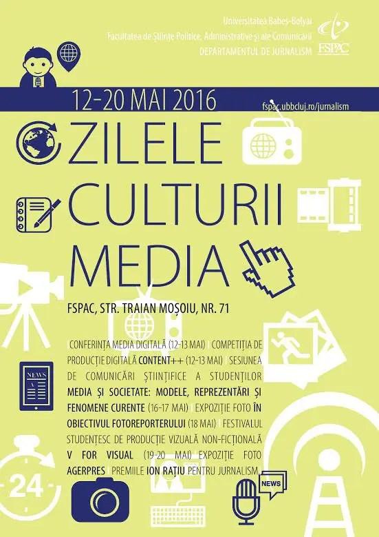 Zilele Culturii Media