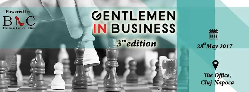 Gentlemen în Business