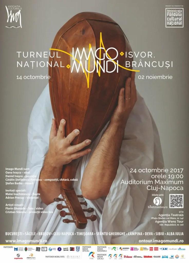 Câteva ore până la concertul Imago Mundi
