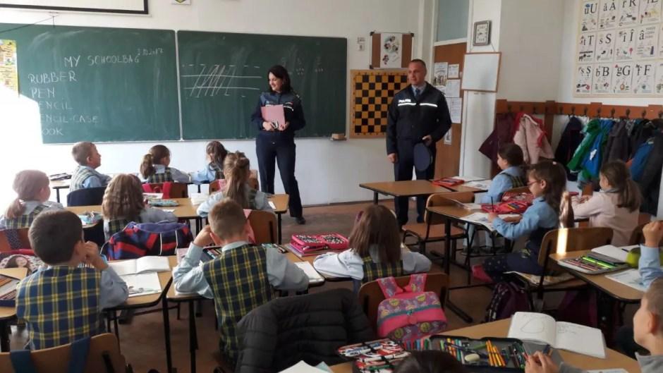"""""""Săptămâna prevenirii criminalităţii"""" în judeţul Cluj"""