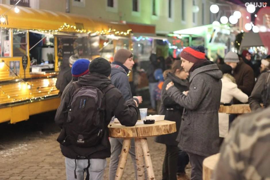 Street FOOD Festival Craciun