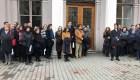 protest judecatori si procurori cluj