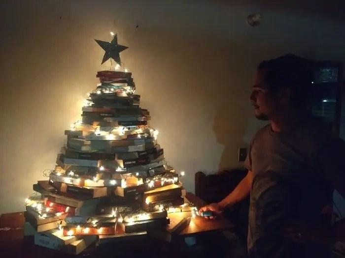 Cei mai ingenioşi brazi de Crăciun