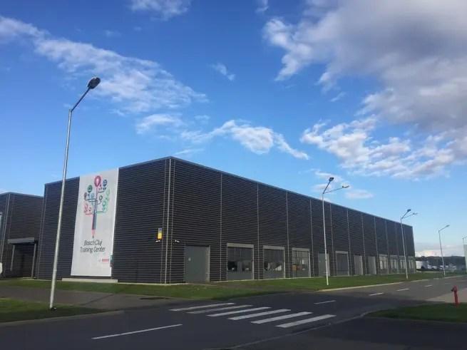 Bosch a inaugurat în Tetarom III un centru de training