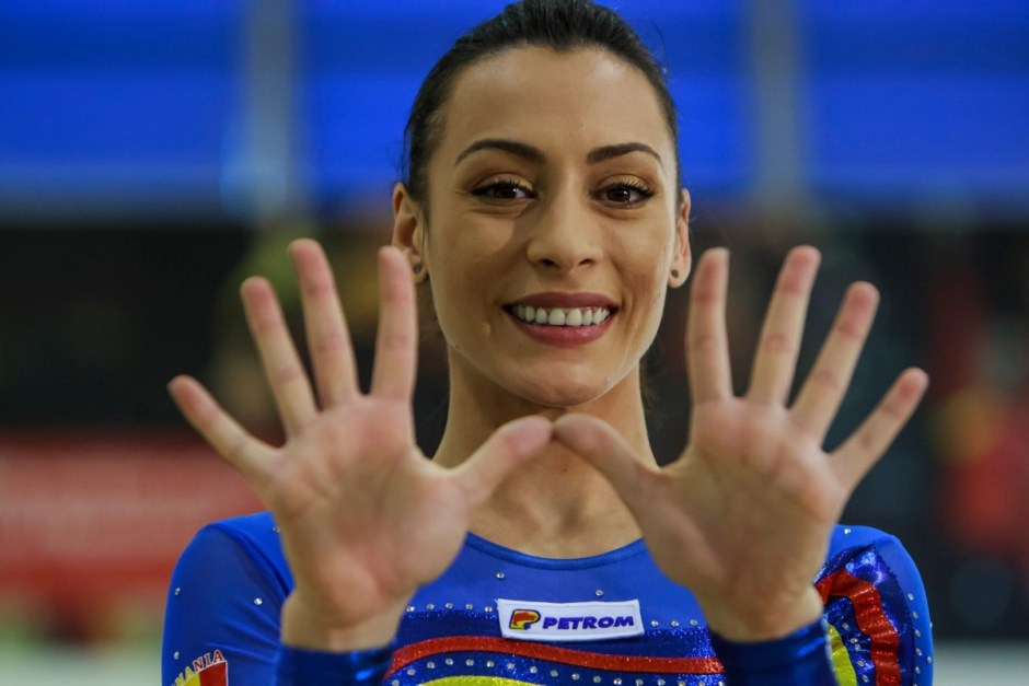 catalina ponor vine la conferinta the woman