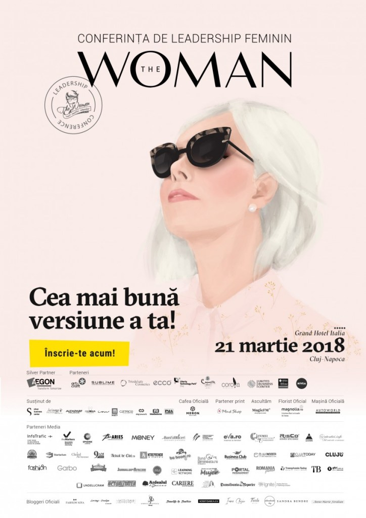 speakeri the woman 2018 cluj