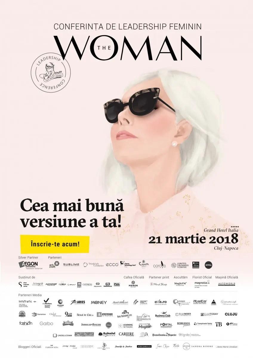 speakeri the woman 2018 cluj