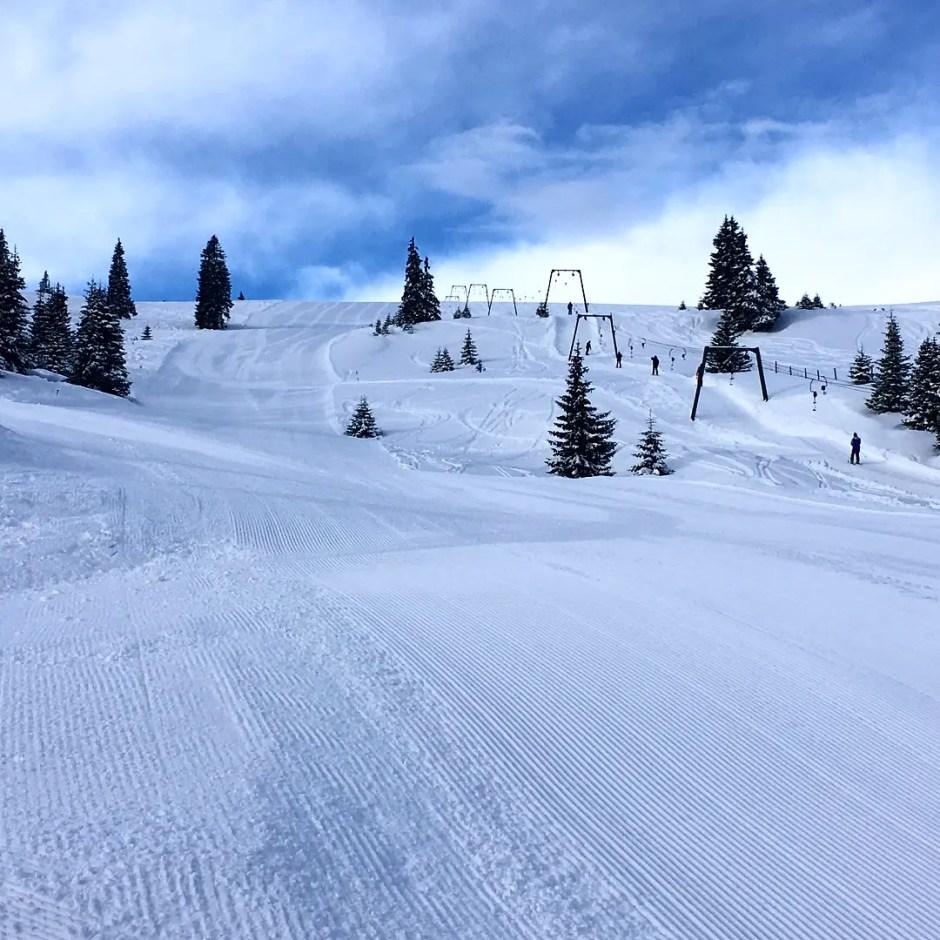 partii de schi cluj 2018