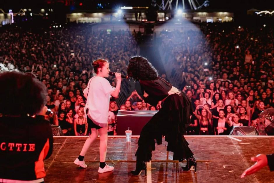 """Jessie J, postare pe Instagram după concertul de la Electric Castle: """"Unul dintre cele mai frumoase momente din cariera mea"""""""