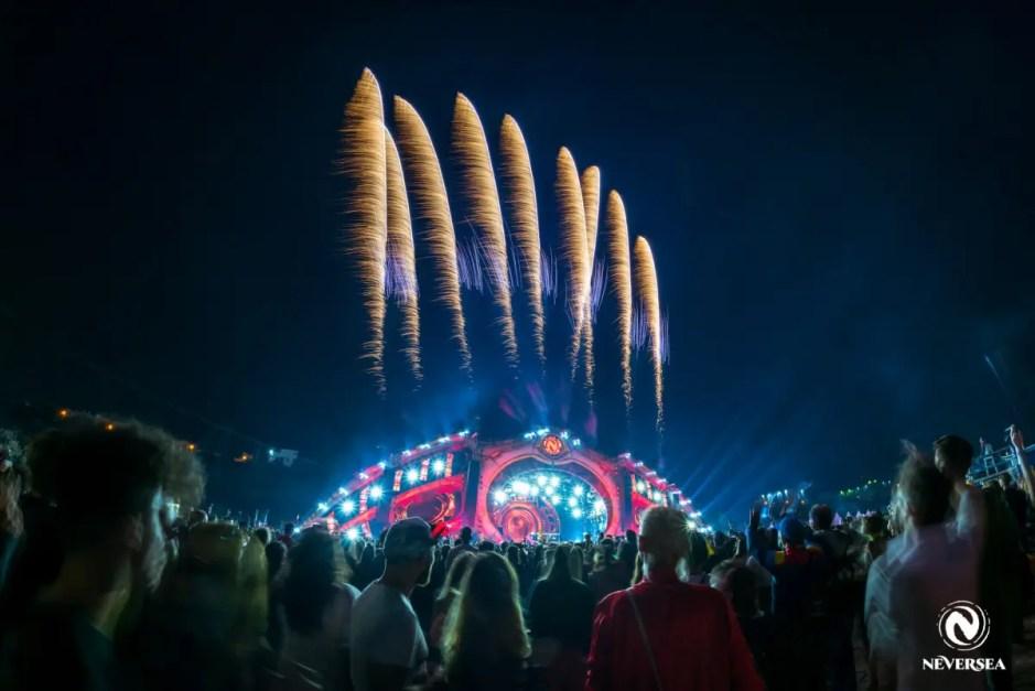 Festivalul NEVERSEA, la final | Peste 210.000 de oameni au petrecut în cele patru zile de festival