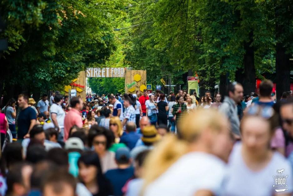 Record de participanţi la Street FOOD Festival Cluj-Napoca | Peste 140.000 de gurmanzi s-au bucurat de experiențele culinare