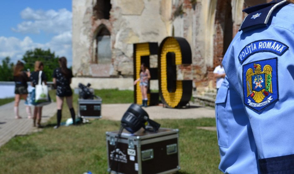 Electric Castle | Peste 1000 de jandarmi, poliţişti, pompieri din Cluj-Napoca vor acţiona în cadrul festivalului