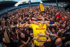 Armin van Buuren a mixat timp de 7 ore UNTOLD 2018