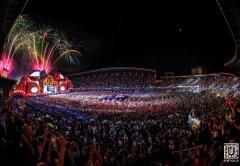 """Peste 92.000 de oameni prezenţi în a treia zi de UNTOLD   Steve Aoki: """"E măreț ce se întâmplă la Cluj! E magic!"""""""