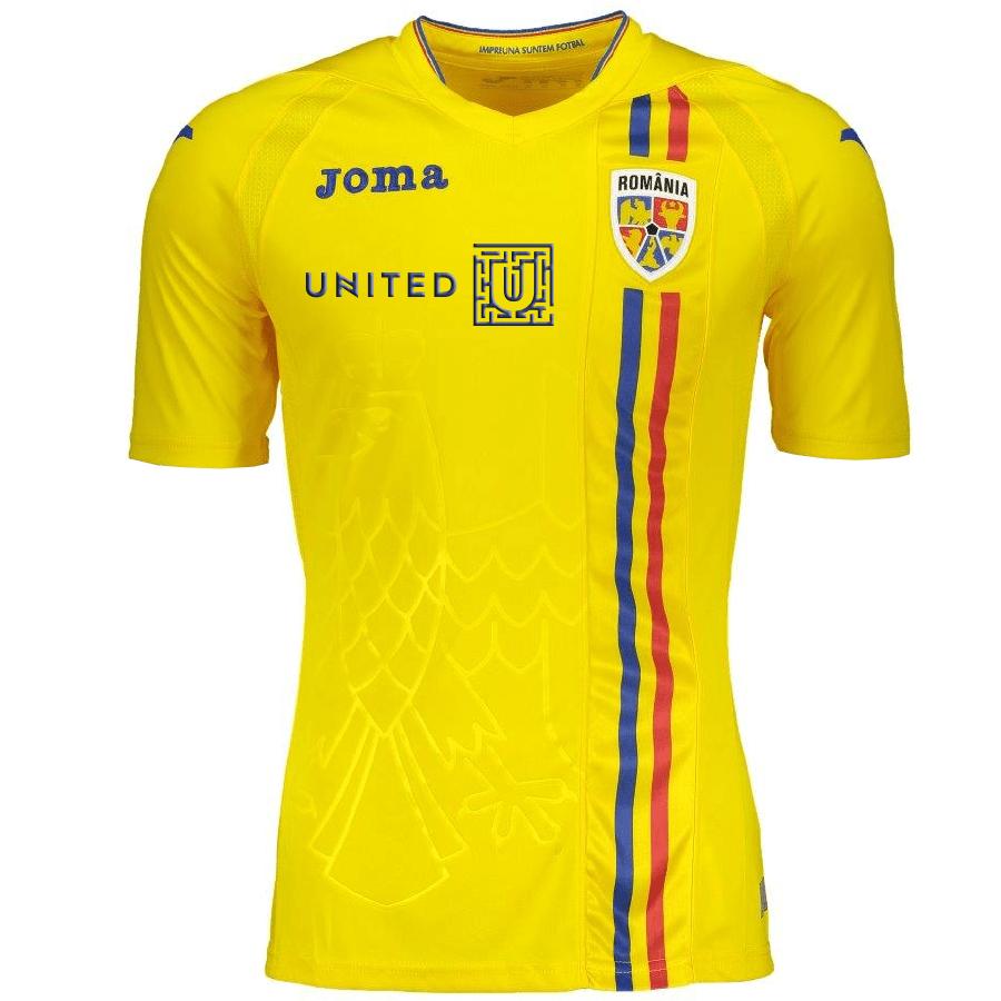 Echipa naţională de fobal a României va debuta în Liga Naţiunilor cu sigla UNTOLD pe tricouri