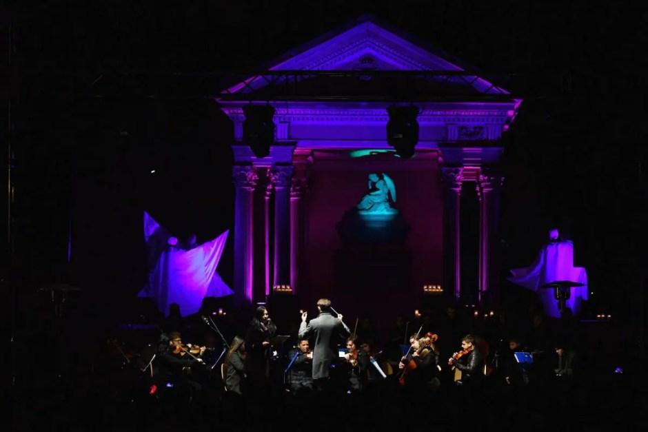 Inedit | Lacrimosa - concert de operă în Cimitirul Central din Cluj