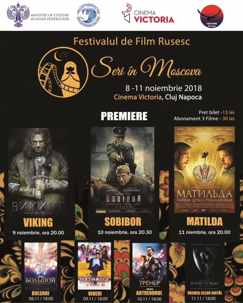 filme rusesti la cinema victoria cluj