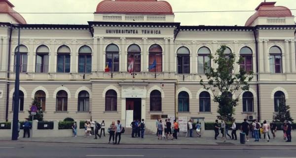 Universitatea Tehnică din Cluj