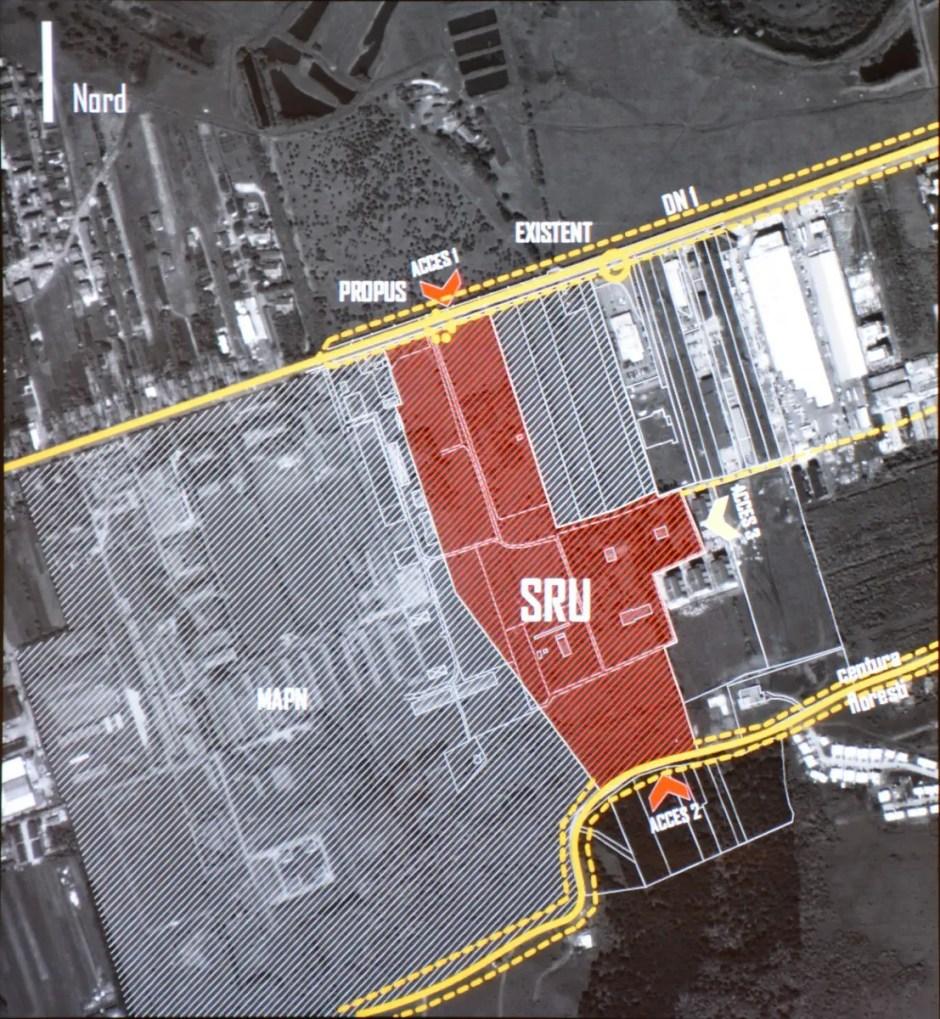 Unde va fi amplasat Spitalul Regional de Urgenţă Cluj