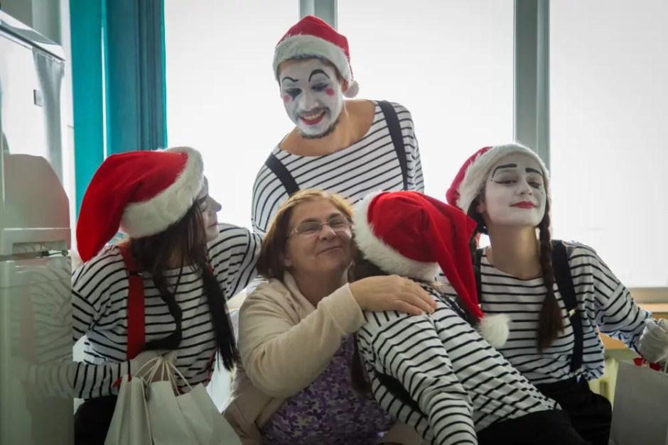 Echipa Create.Act.Enjoy îi va înveseli de Crăciun pe pacienţii din spitalele din Cluj care nu au familia alături