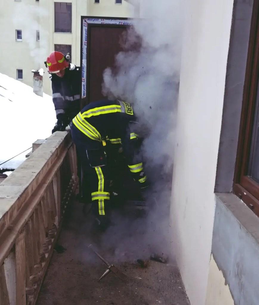 Sediul PSD Cluj a fost incendiat! Social-democraţii au depus o plângere la Poliţie