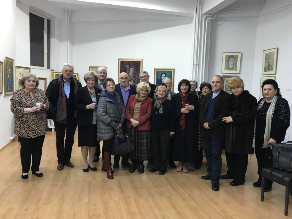 Expoziția - In memoriam Rita Chiricuță - la Cluj