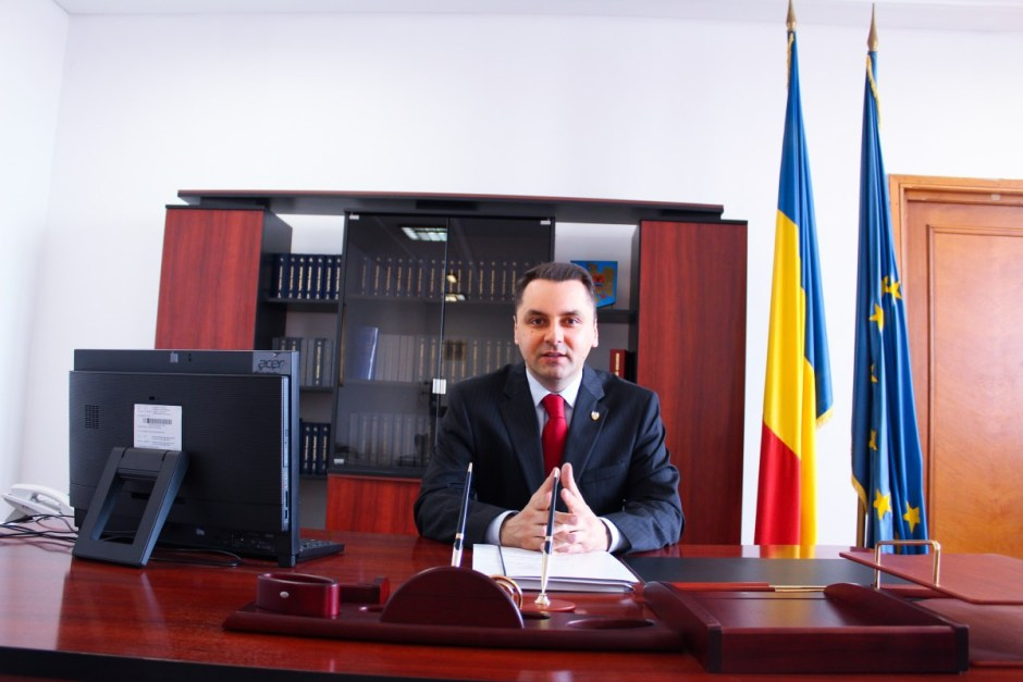 """Cristian Lungu, senator PMP Cluj: """"Europa din inima Clujului meu"""""""
