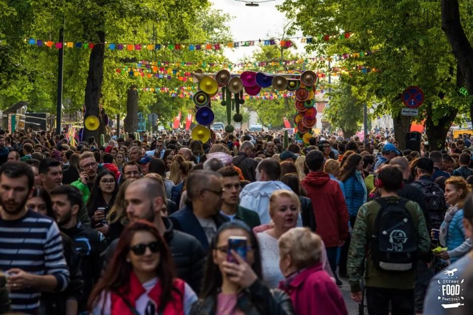 Record la Street Food Festival Cluj: peste 175.000 de oameni au participat la eveniment