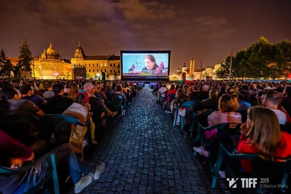Peste 100.000 de participanţi la TIFF 2019